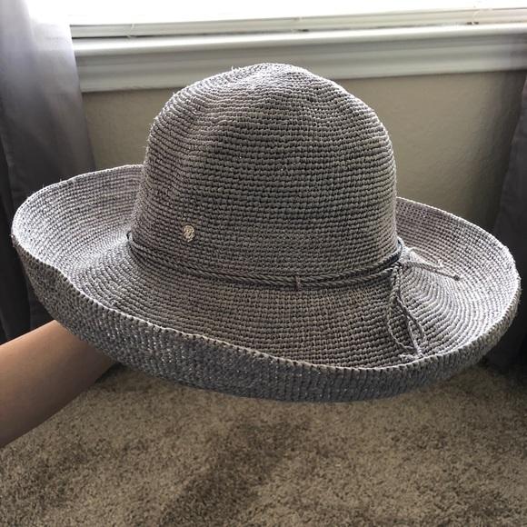 "ce8d0a8fc3e2a Helen Kaminski Accessories - Helen Kaminski Rollable Hat ""Provence 10"""